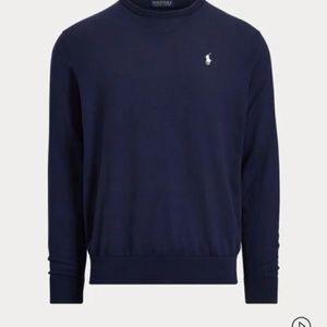 NWT Polo Sweater